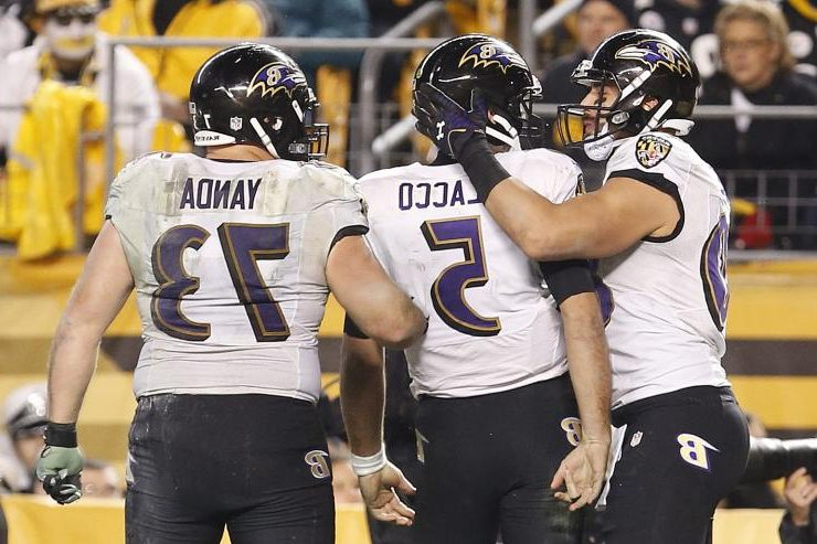 Ravens look good for a punt in the Super Bowl Futures market