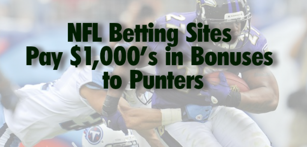 beting sites nfl sportsbook