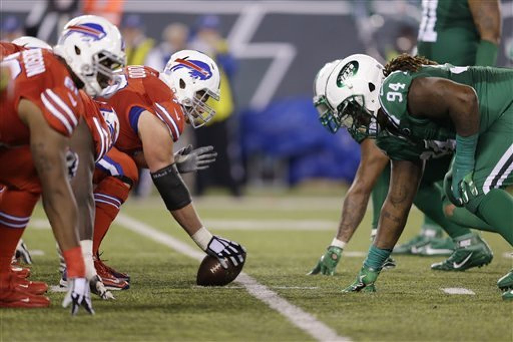 NY Jets at Buffalo free pick