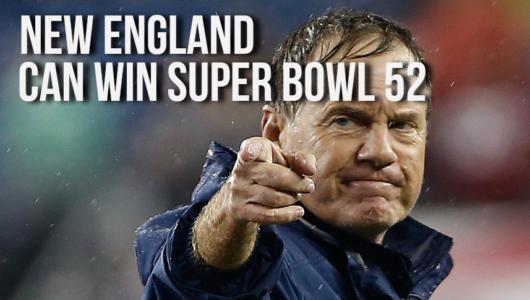 Bill Belichick NFL Super Bowl 52