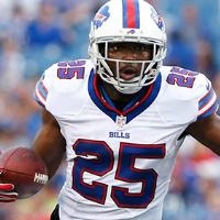 LeSean McCoy, Buffalo Bills