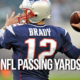 Most NFL Passing Yards in 2017