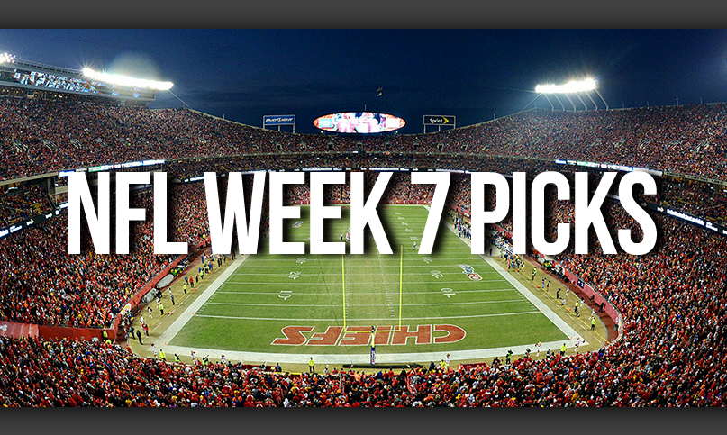 NFL Week 7 Picks - Can the Kansas City Chiefs bounce back?
