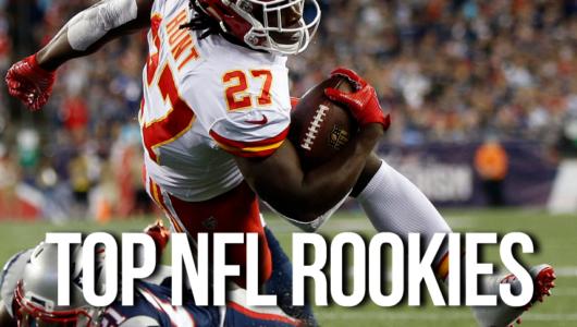 Top NFL Rookies in 2017