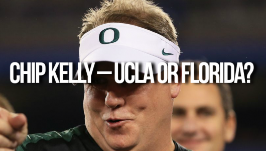 Chip Kelly – UCLA or Florida