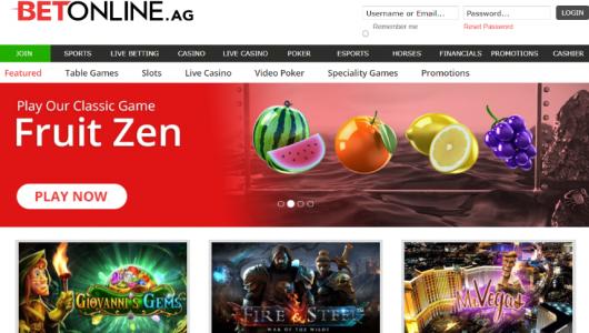 Betonline Casino Review