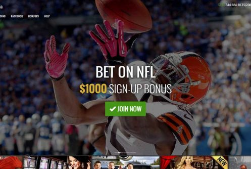 Mybookie Review of sportsbook