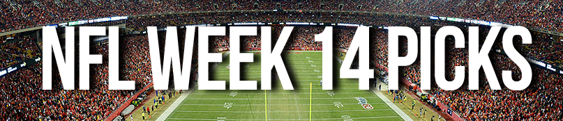 NFL Week 14 Picks and Previews for every game