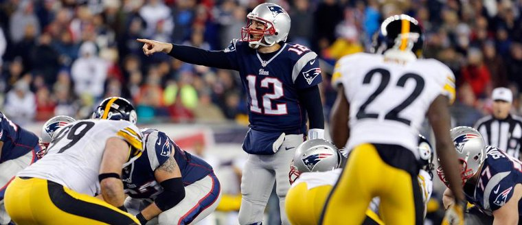 NFL Betting Trends on the Steelers against Patriots
