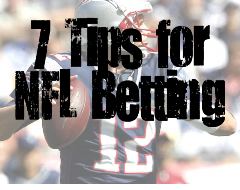 Betting on NFL Football Games 7 Tips