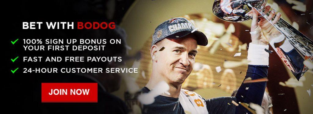 Bodog sportsbook sign up Bonus