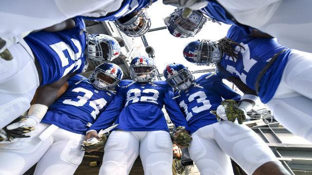 NY Giants bet the Under