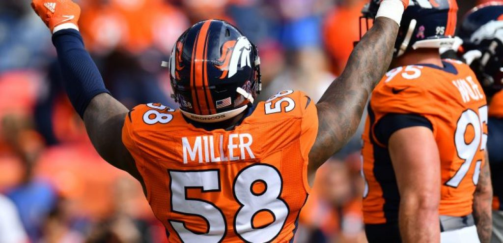 Von Miller part of the changing NFL trends