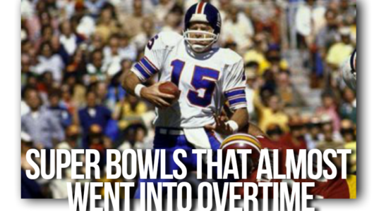 Super Bowls That Went Into Overtime