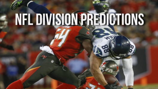 NFL Division Predictions 2017 -18