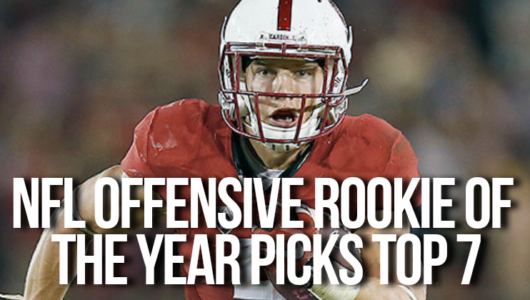 NFL Offensive Rookie Of The Year