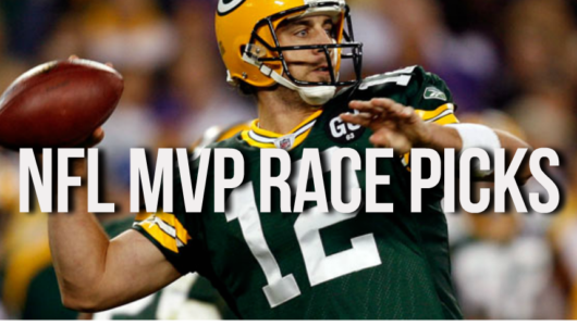 NFL MVP Race Four Players To Watch In 2017-2018