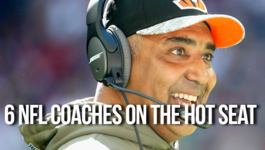 6 NFL Coaches on the Hot Seat for the 2017/18 Season