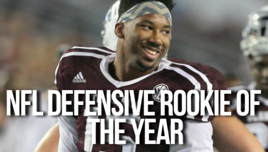 NFL Defensive Rookie Of The Year