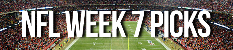 NFL Week 7 Picks - Can the Kansas City Chiefs bounce back?
