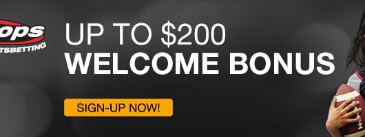 Intertops sportsbook bonus