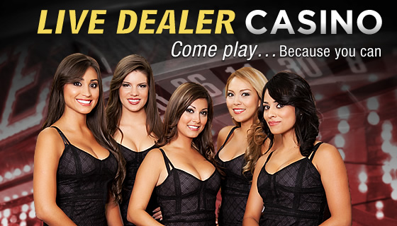 Betonline Casino Live Dealers