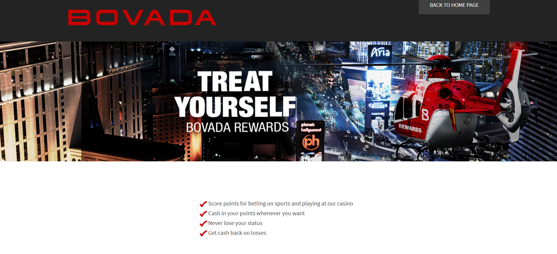 Bovada Review Rewards Promo
