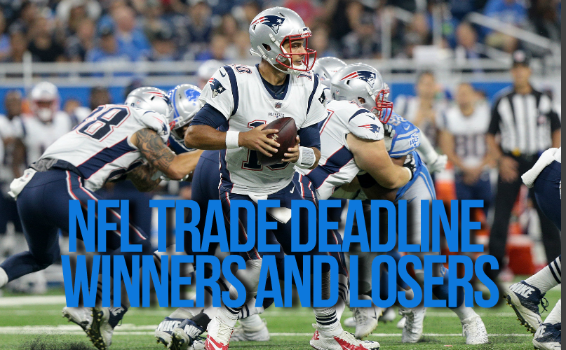 NFL Trade Deadline Winners and Losers