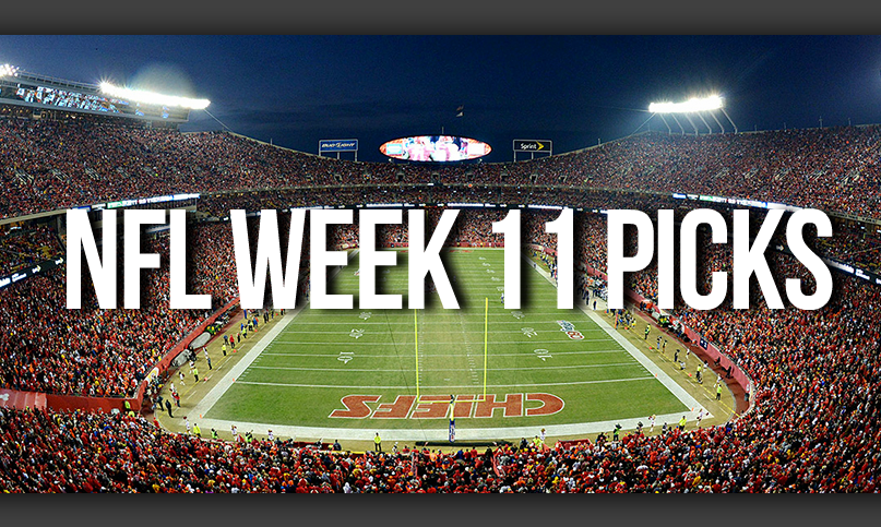 NFL Week 11 Picks and Previews by Drew Farmer