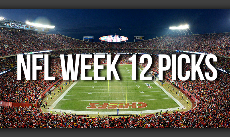 NFL Week 12 Picks and Previews