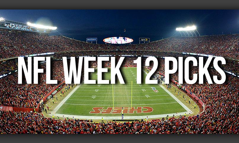 NFL Week 12 Picks and Previews