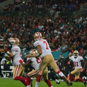 Odds Say Kaepernick Won't Throw Another NFL Pass After Collusion Settlement