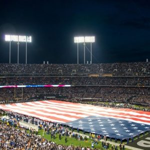 Odds Split on Raiders Playing in Oakland Coliseum & Levi's Stadium in 2019
