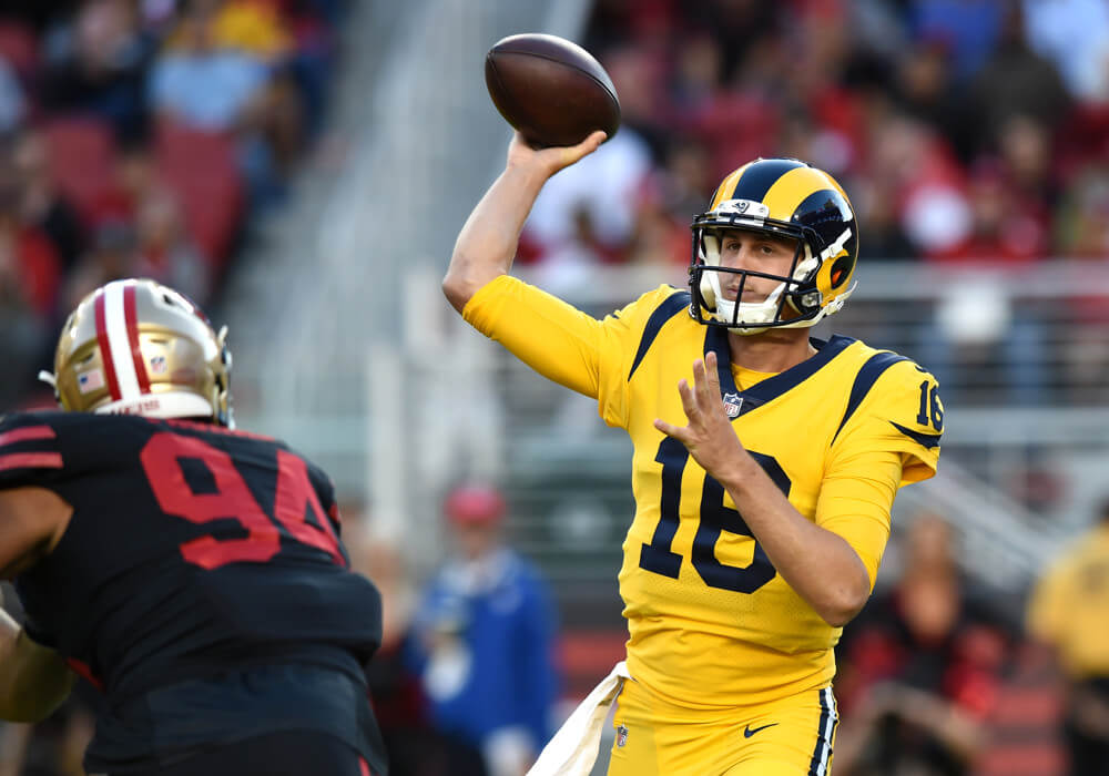 Rams Given 7-1 Odds to Win Super Bowl 54 After Loss to Patriots; Is There Value?