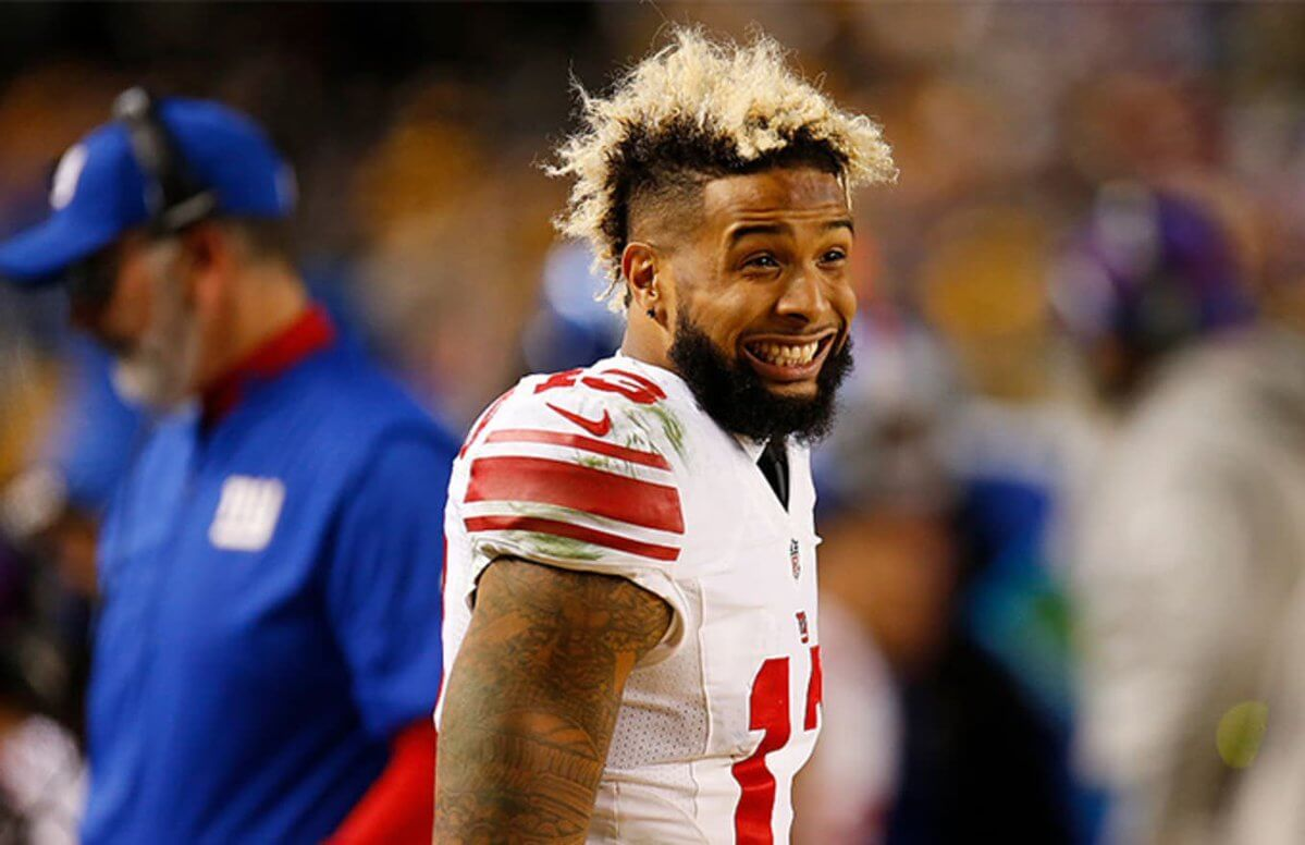 After Acquiring Odell Beckham Jr, Browns Are Top 5 Super Bowl Contenders at BetOnline