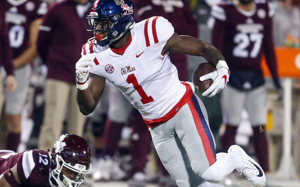 DK Metcalf Heavily Favored to be First WR Selected in 2019 NFL Draft