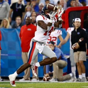 Marquise Brown Now Favored to be First WR Off the Board at NFL Draft Tonight