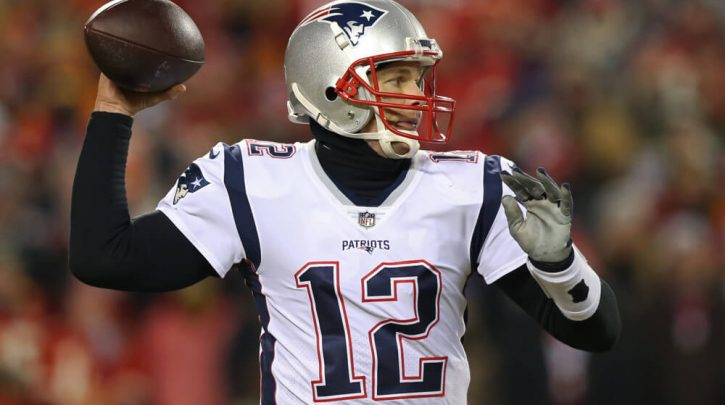 Opening 2019 NFL Win Totals: Patriots Projected to Win Most Games (11)