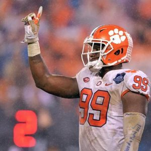 Clelin Ferrell's 2019 NFL DROY Odds Listed at 20-1 at BookMaker