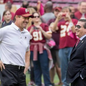 "Redskins, Not Raiders, Now Favored to be Featured on ""Hard Knocks"" in 2019"