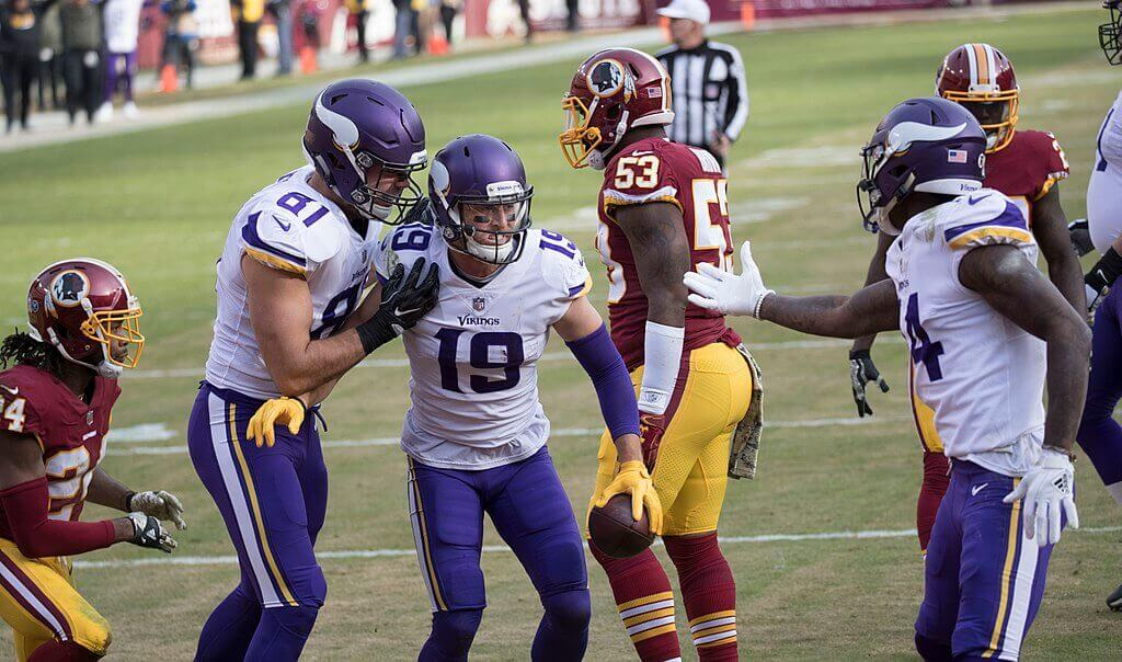 Vikings' Super Bowl Odds Steadily Worsening, Now Listed As Long As 25-1