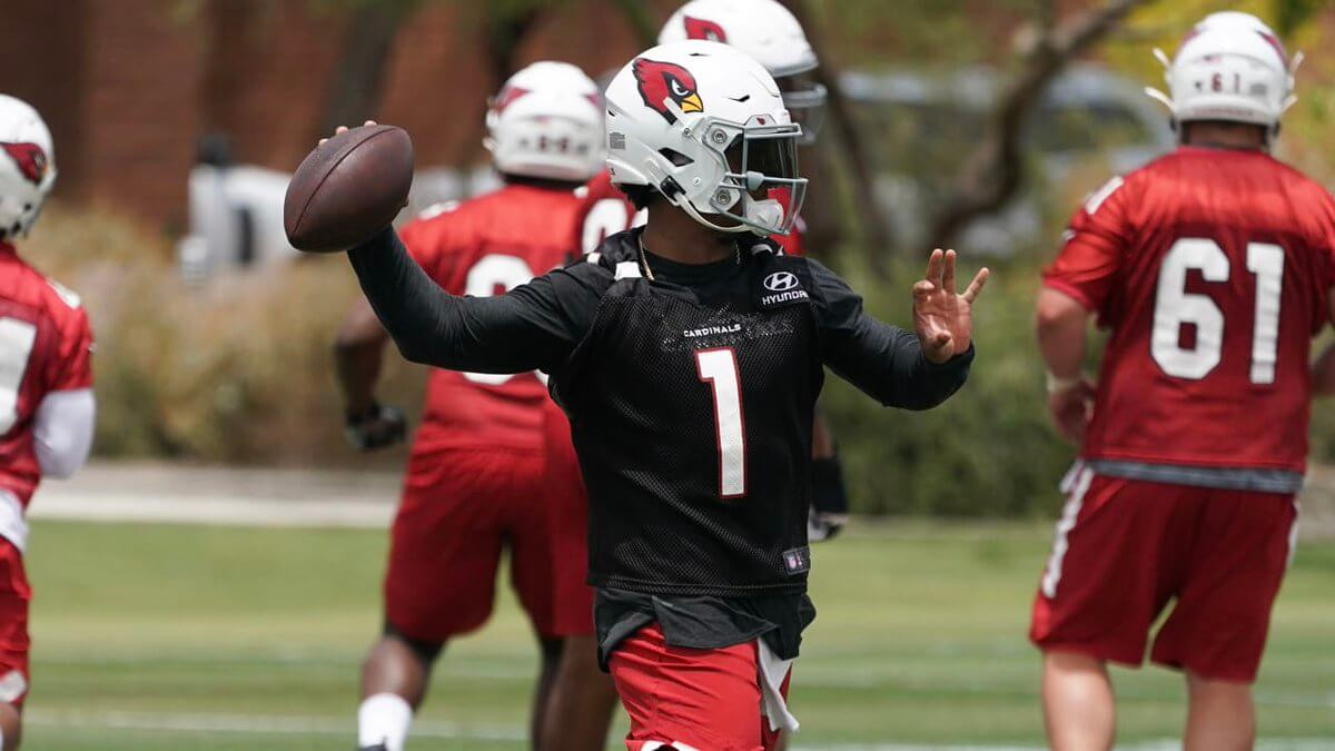 Kyler Murray Continues to Separate From the Field in Offensive Rookie of the Year Odds