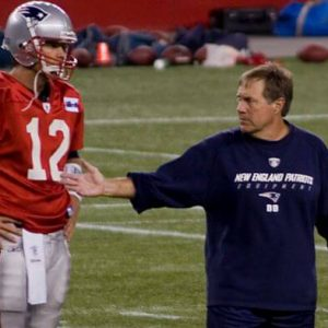 New England Patriots Separating From AFC in Championship Odds