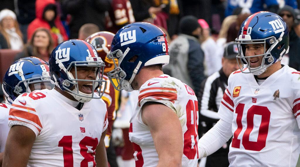 Week 10 Picks the New York Giants