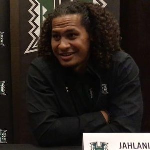 Who Is Jahlani Tavai? Lions' Linebacker Sees DROY Odds Improve from +8000 to +5000 to +3000