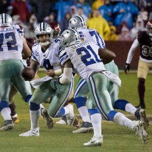 Ezekiel Elliott Opens as Favorite to Lead NFL in Rushing in 2019; Saquon Barkley Given 3-1 Odds