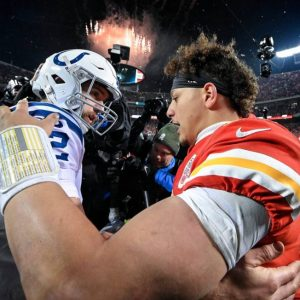 Luck and Mahomes Listed as Co-Favorites to Lead NFL in Passing Touchdowns in 2019
