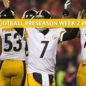 Chiefs vs Steelers Predictions, Picks, Odds, Preview