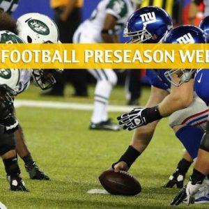 Jets vs Giants Predictions, Odds, Preview