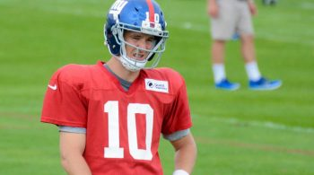 Odds Favor Jones Throwing For More Yards Than Manning in 2019